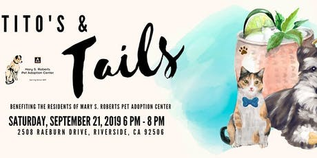 Tito's & Tails tickets