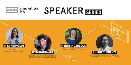 Soylent Innovation Lab Speaker Series -  Los Angeles VCs Talk Strategy tickets