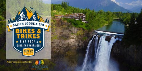Salish Lodge  & Spa Bikes and Trike Event for Charity tickets