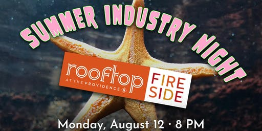 August Industry Night