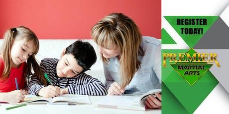 FREE Martial Arts Workshop for Home School Children  tickets