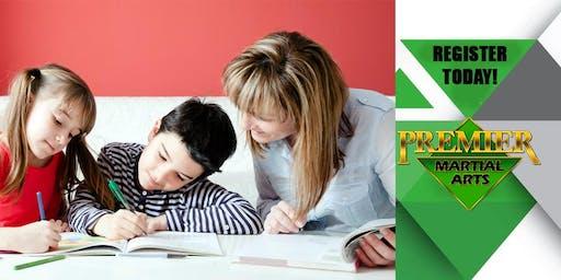FREE Martial Arts Workshop for Home School Children