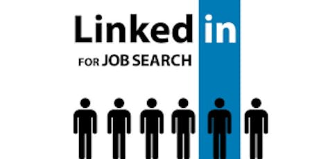 Free Workshop: LinkedIn for Everyone tickets