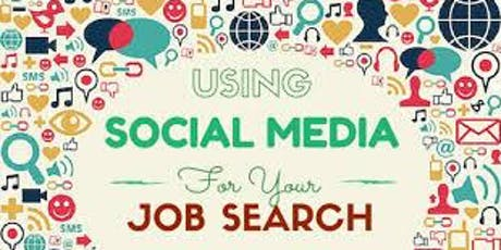 Free Workshop: Social Media in Your Job Search tickets