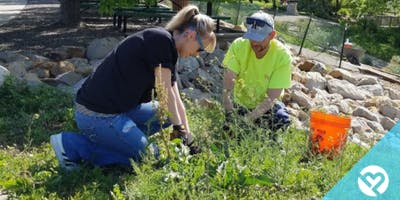 Volunteer with Project Helping at Butterfly Pavilion's Adopt-A-Street Clean Up