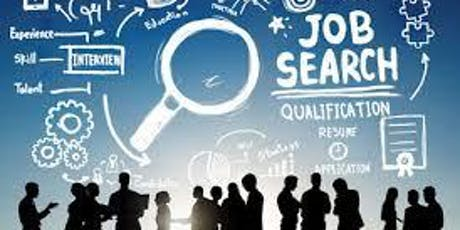 Free Workshop: Job Search II at Financial Success Center tickets