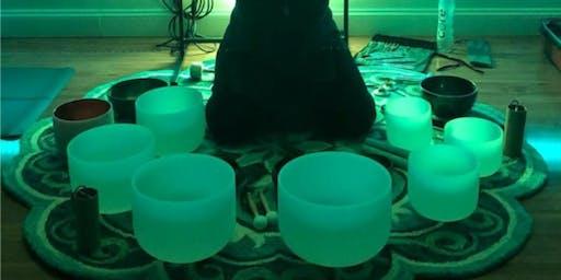 "Sacred ""Sound Bath"" Healing Circle"