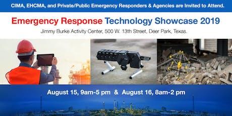 2019 Emergency Response Technology Showcase tickets