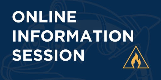 ASMSA Online Information Session - Tuesday, September 10, 2019