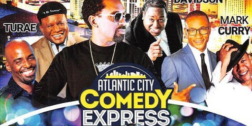Atlantic City Comedy Express