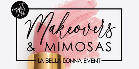 Makeovers & Mimosas tickets