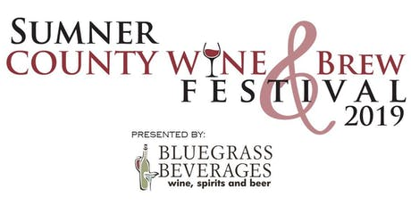 Sumner County Wine & Brew Festival presented by Bluegrass Beverages tickets