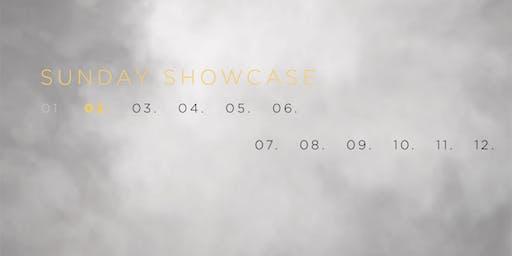 Sunday Showcase 02. // DJ Jonnhy, Camboja Selecta (Luanda / Lisboa) & Nico