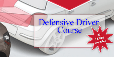 JSU Defensive Driving Course tickets