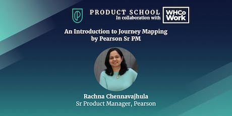 An Introduction to Journey Mapping by Pearson Sr PM tickets