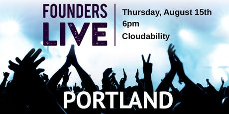 Founders Live PDX tickets