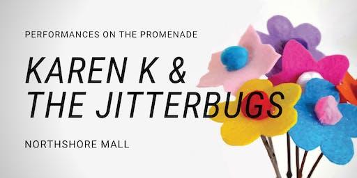 Karen K & the Jitterbugs at the Northshore Mall Promenade