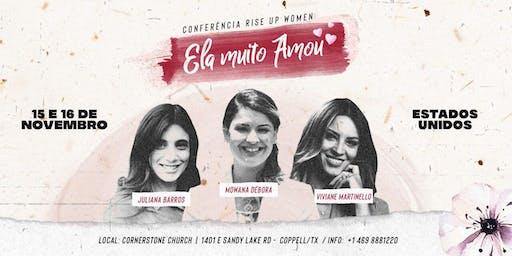 Conferência Rise up Women 2019