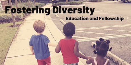 Diversity Talk for Foster Families with Carmen Davenport tickets