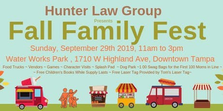 Fall Family Fest 2019 presented by Hunter Law tickets