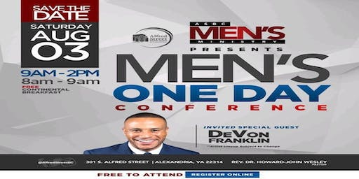 2019 Alfred Street Baptist Church Men's Conference