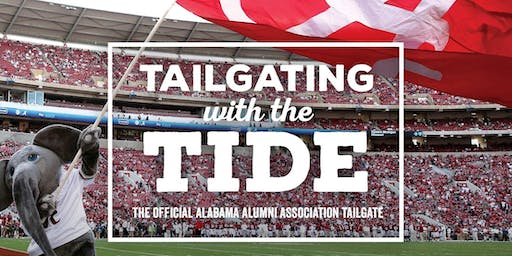 Tailgating with the Tide at Homecoming