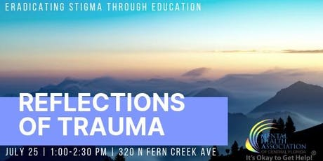 Reflections of Trauma tickets