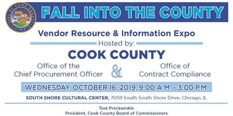 Fall into the County - Vendor Resource  & Information Expo tickets