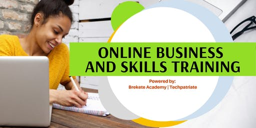 ONLINE BUSINESS AND SKILLS TRAINING