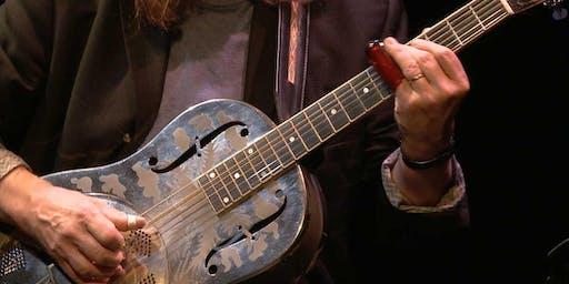 Scott Ainslie: Slide Guitar Workshop