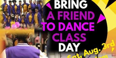 Free Dance Class- Divine Dance Company! tickets
