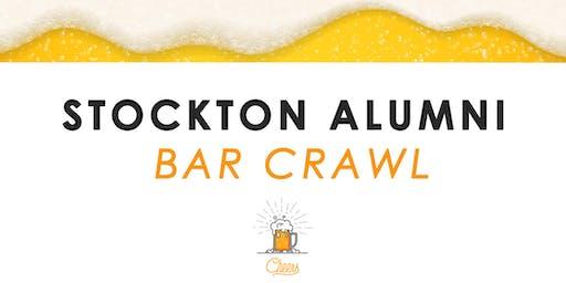 Stockton Alumni Bar Crawl