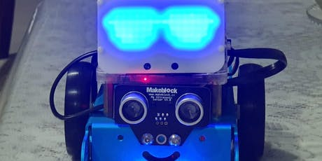 Fun with Robotics and Coding for Kids with mBot tickets