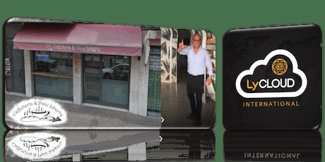 """Cashback World """"La più grande Shopping Community al Mondo"""" biglietti"""