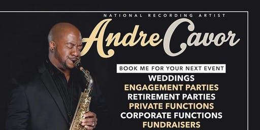 A Birthday Celebration for National Recording Artist Andre Cavor