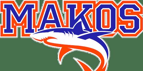 Makos Youth Soccer Camp tickets