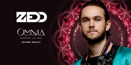 Cocktail City Omnia Party with Zedd tickets