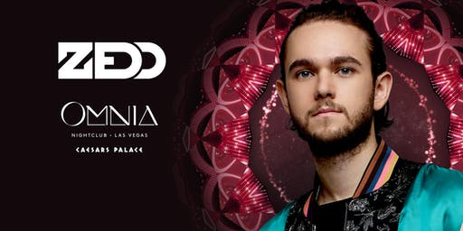 Cocktail City Omnia Party with Zedd