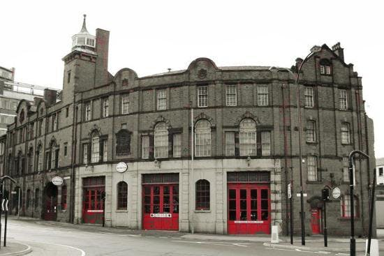 NATIONAL EMERGENCY SERVICES MUSEUM PARANORMAL INVESTIGATION
