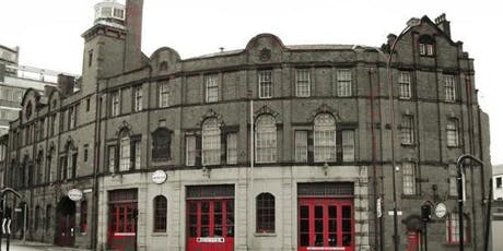 NATIONAL EMERGENCY SERVICES MUSEUM PARANORMAL INVESTIGATION tickets