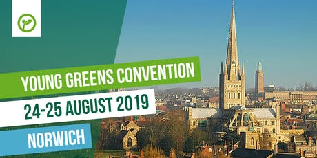 Young Greens Convention 2019 tickets