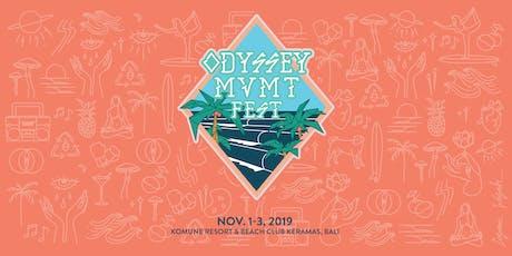 Odyssey MVMT Fest tickets