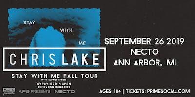 Chris Lake: Stay With Me Tour