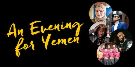 An Evening for Yemen tickets