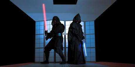 LED sabre workshop Tuesday 23rd July 10-11am 8-14 years tickets
