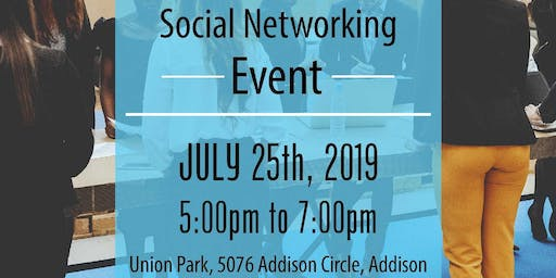 Thursday Business Social Networking Event