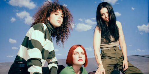 MUNA SAVES THE WORLD TOUR w/ Chelsea Jade