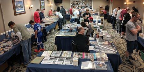 Baseball Sports Card & Collectibles Show Comfort Inn Fairfax Sept 14, 2019 tickets