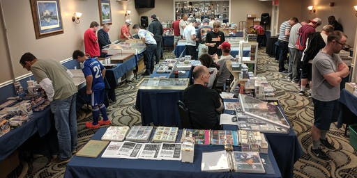 Baseball Sports Card & Collectibles Show Comfort Inn Fairfax Sept 14, 2019