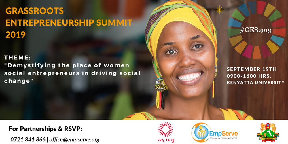 Grassroots Entrepreneurship Summit 2019 Tickets, Thu, Sep 19, 2019